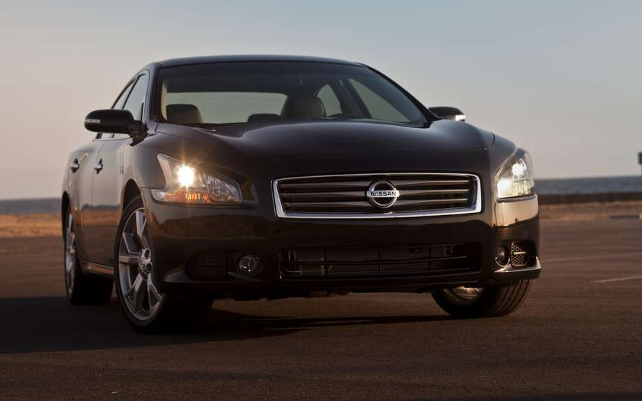 Nissan Maxima 2012: A discounted prices