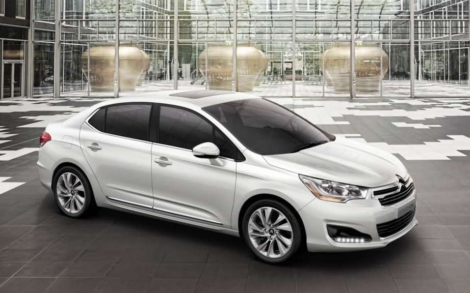 Peugeot in 2013: Sales growth has increased and the International picture #4