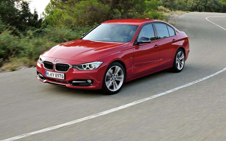 BMW Serie3 2012: Bigger, Lighter and especially more frugal picture #3