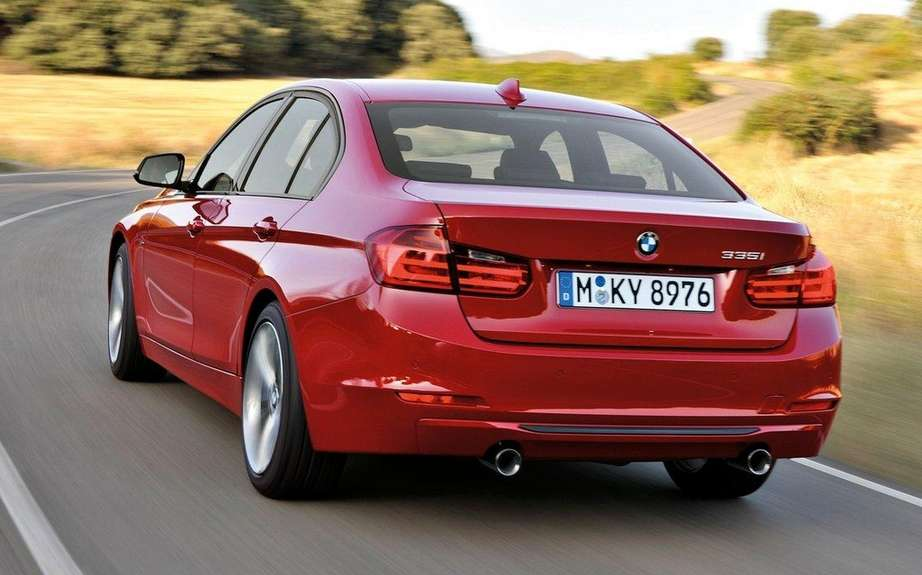 BMW Serie3 2012: Bigger, Lighter and especially more frugal picture #4