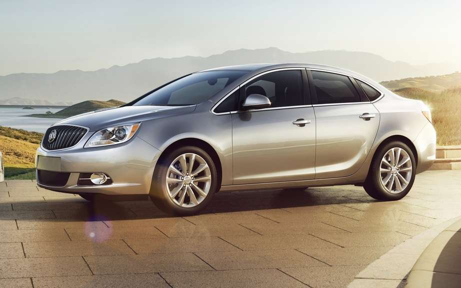 2012 Buick Verano: A question of quietness