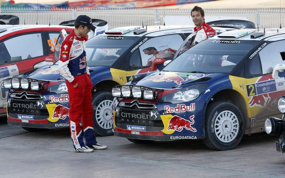 Loeb vs Ogier: Two teammates compete for the world title in WRC