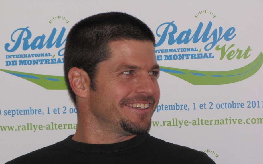 Winners of Green International Rally of Montreal picture #4