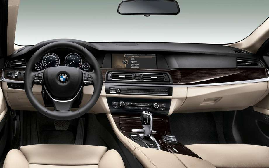 BMW ActiveHybrid 5: The concept becomes reality picture #4