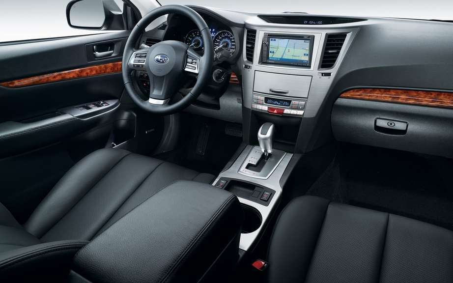 Subaru Outback 2012: The price of the icon picture #4