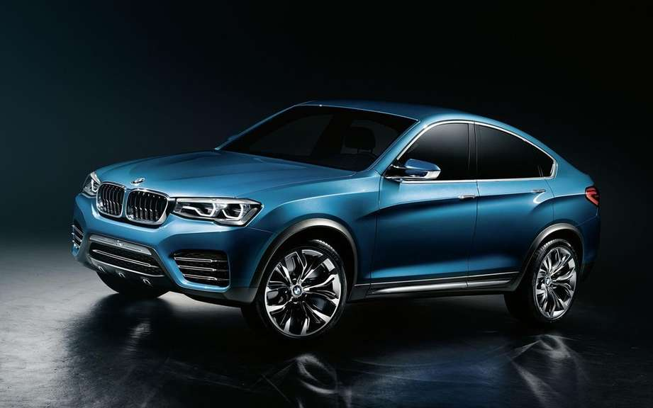 BMW X4: It is confirmed!
