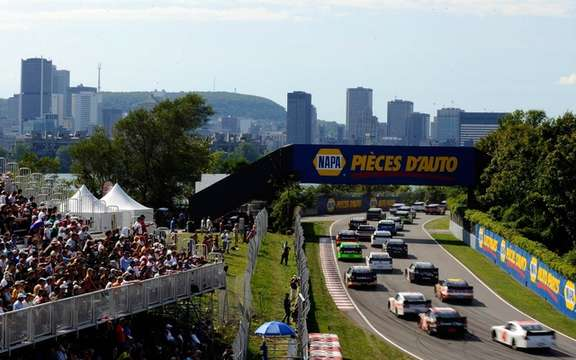 Folder NASCAR Montreal: Update on the situation ...