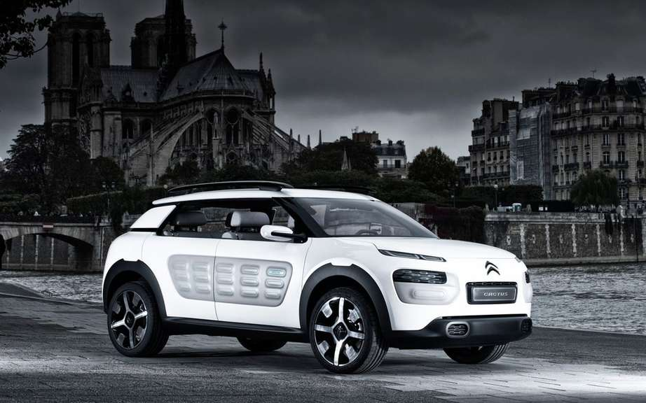 Citroen has accelerated and continued its internationalization in 2013 picture #4