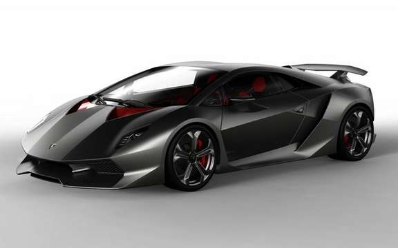 Lamborghini Sesto Elemento: Confirmed Production