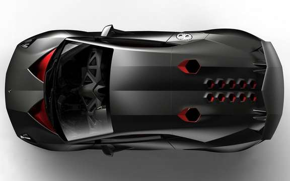 Lamborghini Sesto Elemento: Confirmed Production picture #3