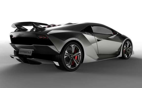 Lamborghini Sesto Elemento: Confirmed Production picture #4