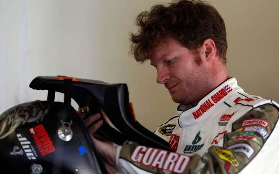 Dale Earnhardt Jr., the great idol in NASCAR!