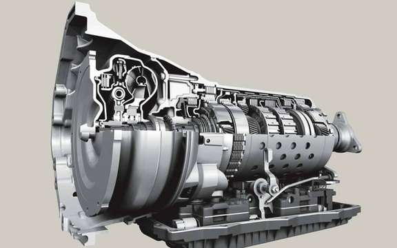 Chrysler launches new eight-speed transmission picture #1