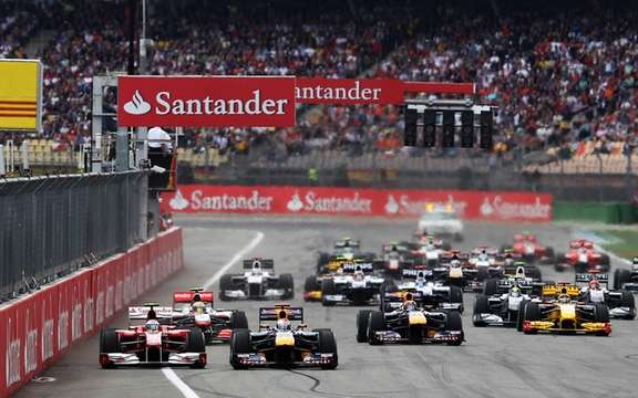 Canadian Grand Prix 2012: This is the 8, 9 and 10 June!