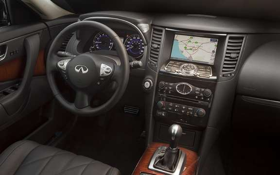 2012 Infiniti FX: More than a month wait picture #5