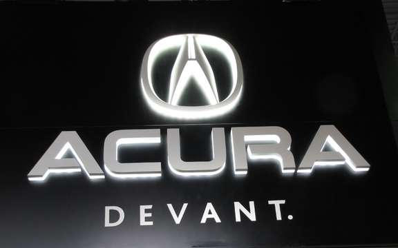 Acura launches a campaign for its 25th anniversary celebration