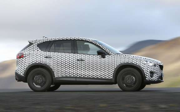 Mazda CX-5 2012: the most revealing pictures picture #5