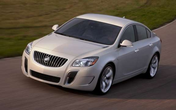 Buick Regal eAssist and GS 2012: Prices Ads picture #2