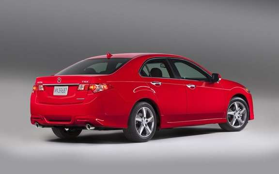 Acura TSX Special Edition: For 25 years the brand picture #2