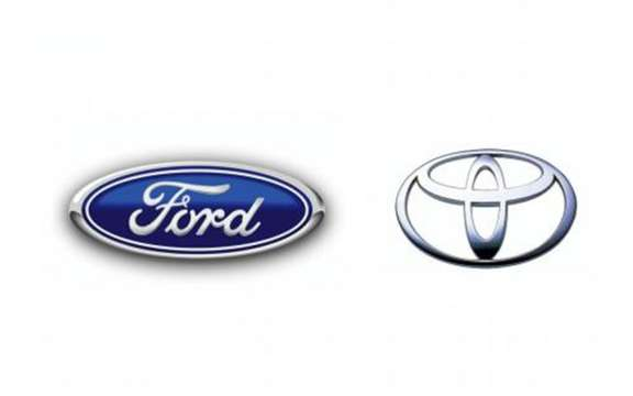 Ford and Toyota will jointly develop a new hybrid system