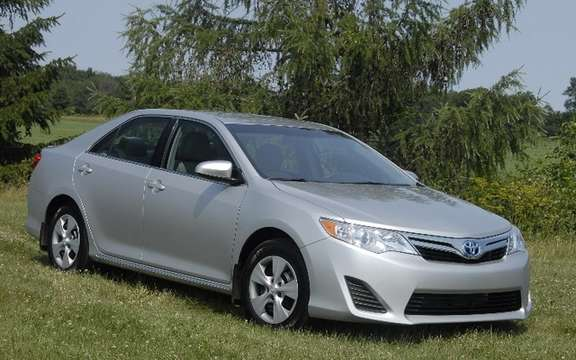2012 Toyota Camry: A 7th generation