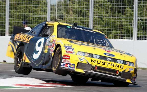 Marcos Ambrose: A phenomenon in the NASCAR series!