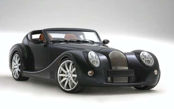 Morgan confirms the development of an electric car