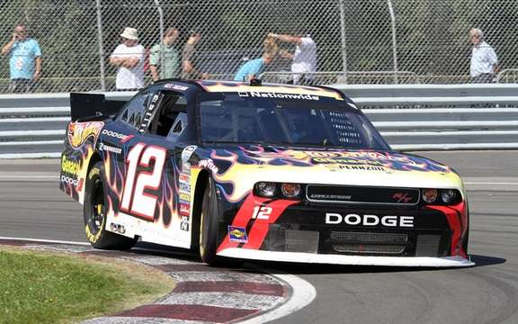 NASCAR Nationwide Montreal: Ambrose wins, shiny Tagliani second picture #2