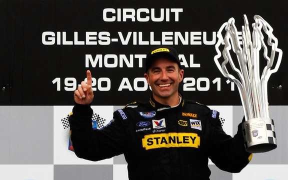 NASCAR Nationwide Montreal: Ambrose wins, shiny Tagliani second picture #3
