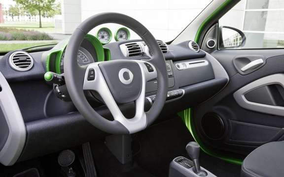 smart fortwo electric: Deja 3rd generation picture #3