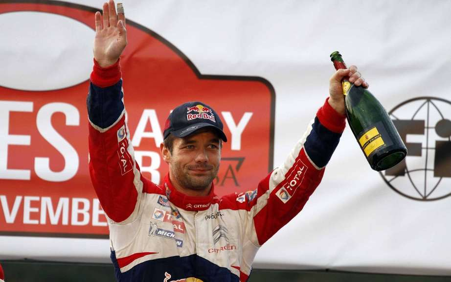 Loeb, Vettel or Stewart driver of the year 2011?
