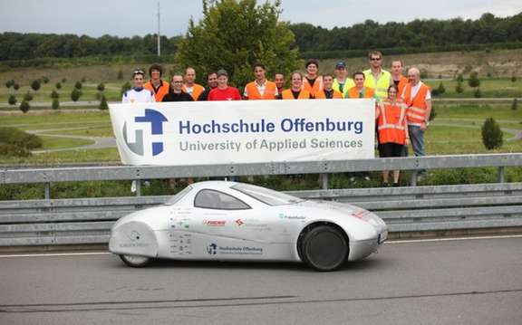 Schluckspecht EV: 1,631.5 kilometers on a single charge picture #4