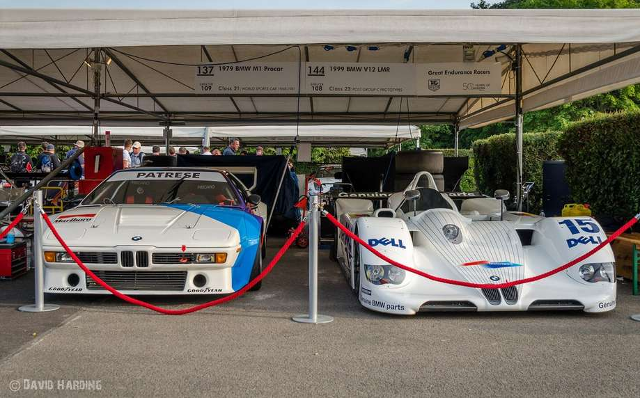 Bmw M1 Value >> 1979 BMW M1 Procar and 1999 BMW V12 LMR #9707583
