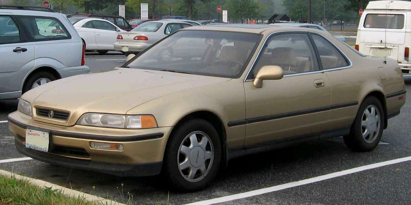 Acura Legend #9409770