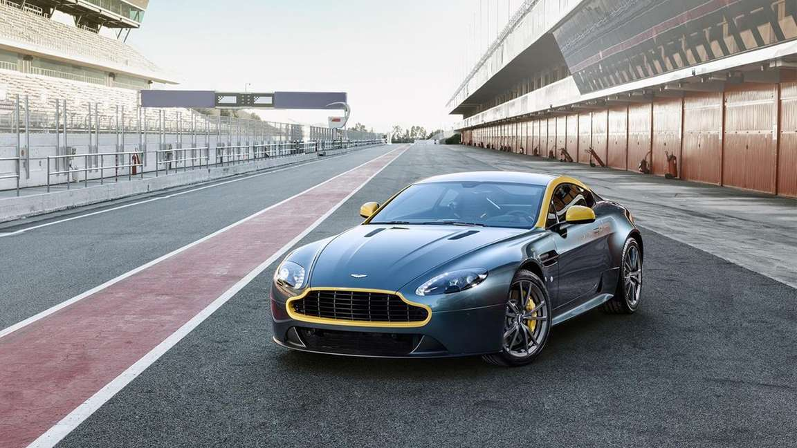 Aston Martin V8 Vantage and DB9 Special Edition #8394260