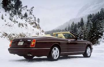 Bentley Azure #7690814