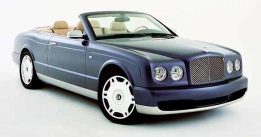 Bentley Azure #9101419