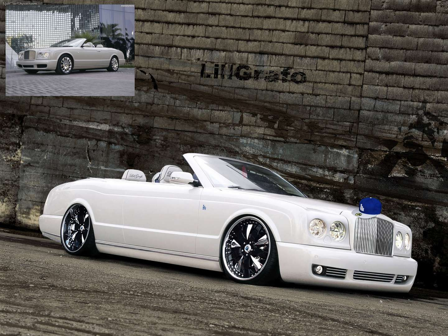 Bentley Azure #7953538