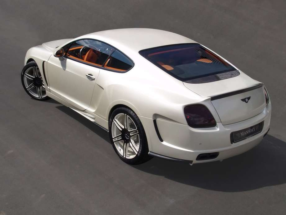 Bentley Continental #7090841