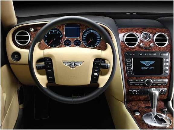 Bentley Continental Flying Spur #9063029