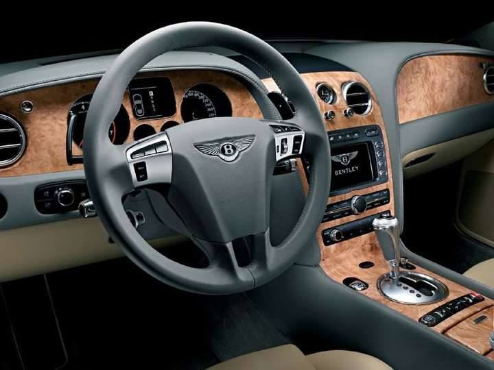 Bentley Continental GT #7728640