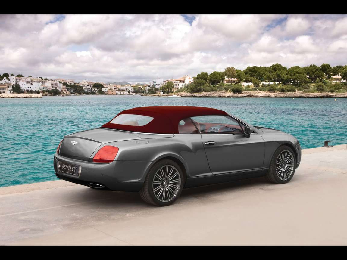 Bentley Continental GTC #9145223