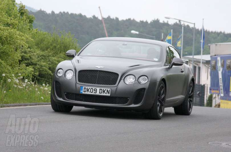 Bentley Continental Supersports #7963089
