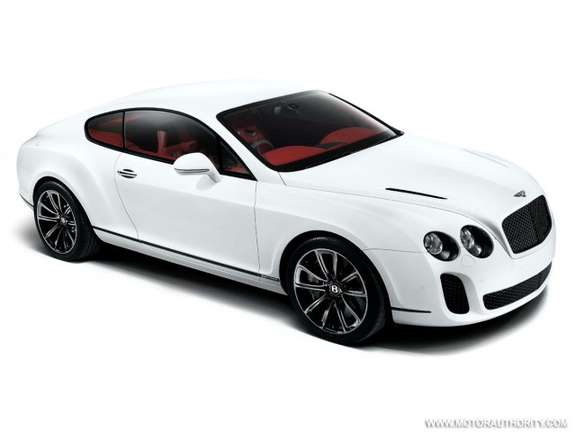 Bentley Continental Supersports #7728746