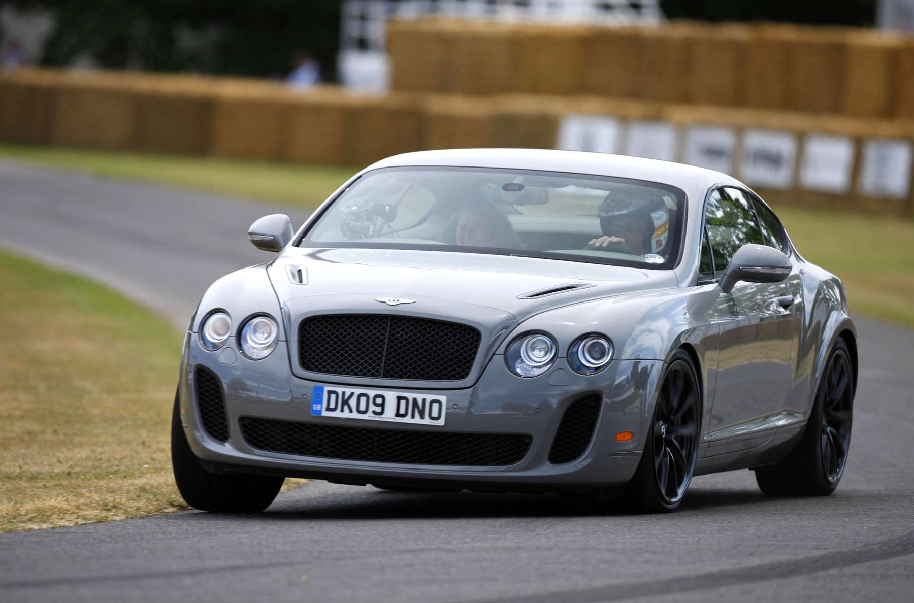 Bentley Continental Supersports #7993893