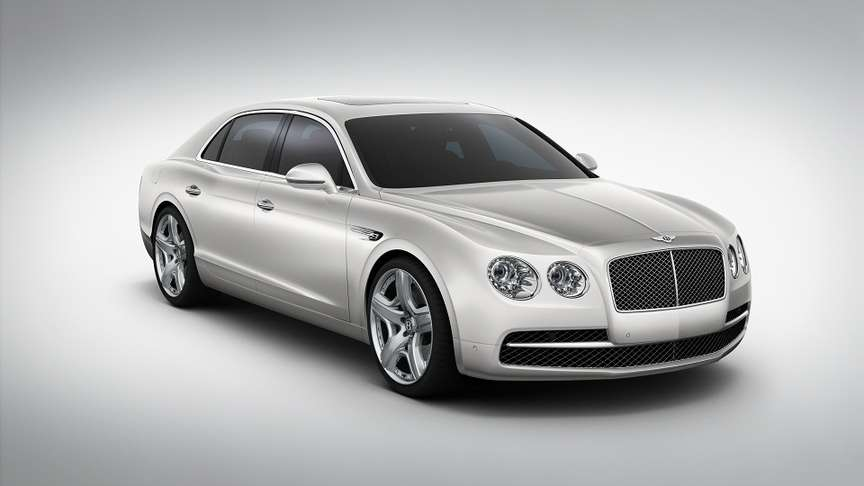 Bentley Flying Spur #8685439