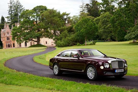 Bentley Mulsanne #8771251