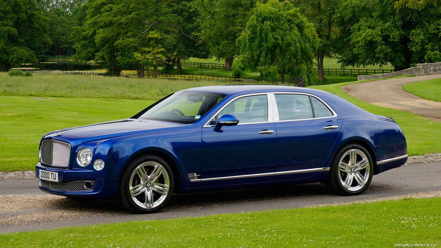 Bentley Mulsanne #8302397