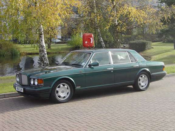 Bentley Turbo R #8774482