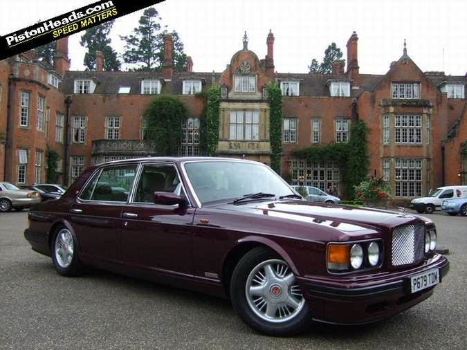 Bentley Turbo R #9709130